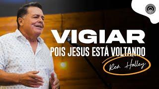 Culto Ao Vivo com Rev. Halley Franco | 07/03 - 17h