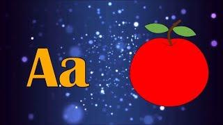Phonics Song 2 | a for apple ah ah ah | Kidzstation