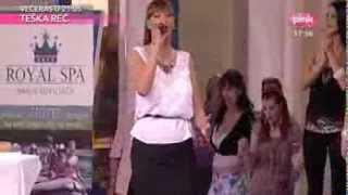 Goga Sekulic - Bekrija - Zavede me majko momak los - (Live) - Nedeljno popodne - (TV Pink)