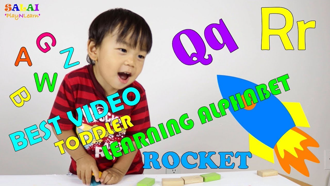 Toddler Learn Abc Phonics Toddler Learning Videos For Kids Children 2 3 Year Old Learning Activity Youtube