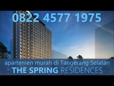 0822 4577 1975 harga spring residence apartemen murah. Black Bedroom Furniture Sets. Home Design Ideas