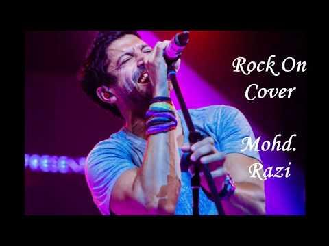 Rock On Cover  | Arjun Rampal, Farhan Akhtar, Prachi Desai | Mohd.Razi
