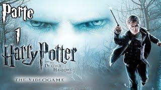 #1 Harry Potter e as Relíquias da Morte Parte 1 - A Toca