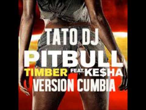 Timber Version cumbia  Pitbull ft Kesha Tato Dj