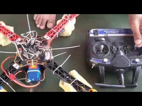 quadcopter flying setting of kk multicopter v5 5. Black Bedroom Furniture Sets. Home Design Ideas