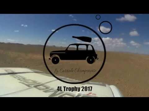 La Carriole Champenoise - 4l Trophy 2017
