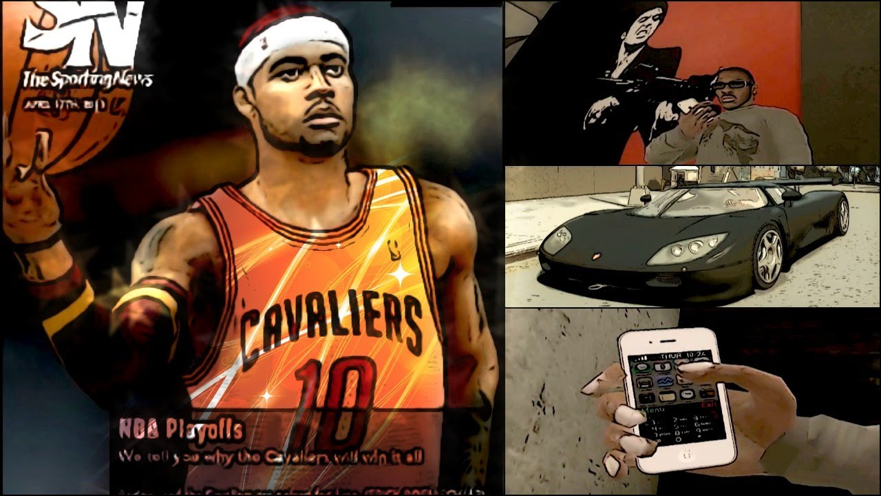 NBA 2k13 MyCAREER Playoffs - Siri Says We Will Lose | Neal's New Car ft Kyrie Irving - YouTube