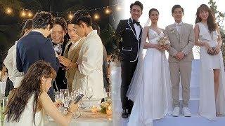 Trấn Thành tạo nghiệp trong đám cưới Đông Nhi Ông Cao Thắng, Hari Won khổ sở phải gánh thay hậu quả