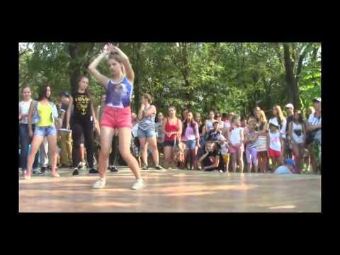 Dancehall 1x1 preseletion  Street Energy 2014