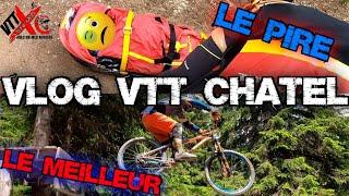 VTT Vlog pour le pire et le meilleur !