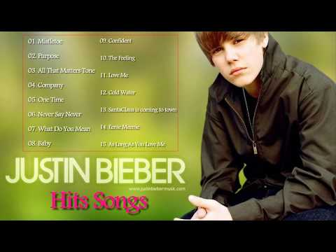 Top 15 Justin Bieber Greatest Hits Full Album Cover - Best Hits Voice