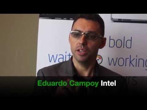 Intel Angelbeat Testimonial: Eduardo Campoy