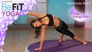 Yoga Energy Flow- BeFit Yoga (Rainbeau Mars)