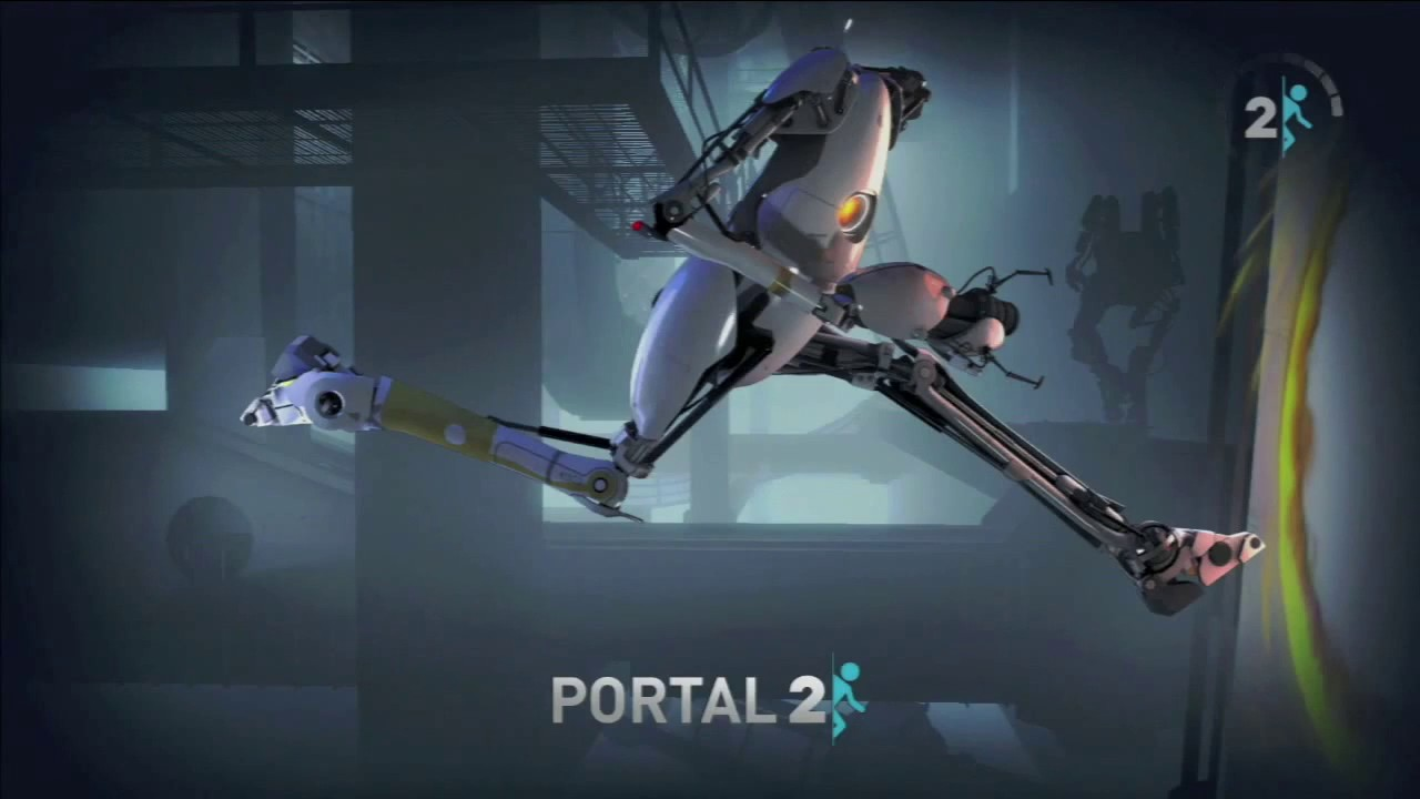 portal 3 trailer portal 2 easter egg youtube. Black Bedroom Furniture Sets. Home Design Ideas