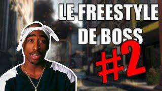 LE FREESTYLE DE BOSS #2!!(rap)!
