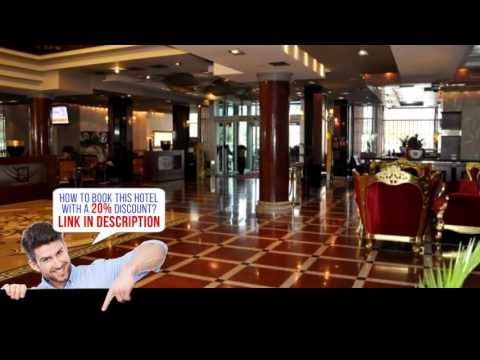 Grand Hotel Europa, Shkoder, Albania, HD Review