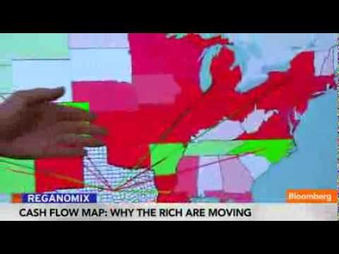 Why Are the Super Rich Moving Out of New York?
