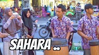 Video SAHARA - Angklung Malioboro CAREHAL (Pengamen Jogja) Edisi Lagu Malaysia (Dangdut Koplo) download MP3, 3GP, MP4, WEBM, AVI, FLV Desember 2017