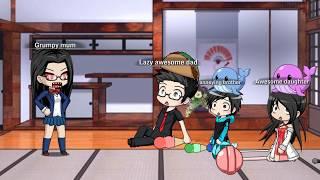The CRAZY family | Part 1 | Gachaverse | Gacha studio Life | Mini movie Anime with music