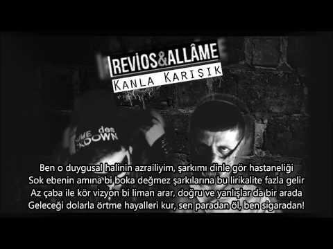 Revios & Allame - Kanla Karışık (prod. by RT Beatz)