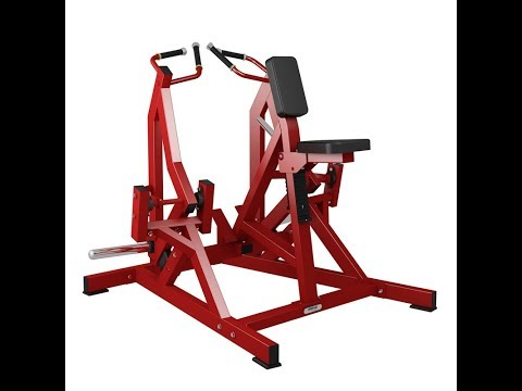 FITLINE Heavy Metal Series For Commercial Hardcore Gym Setups.