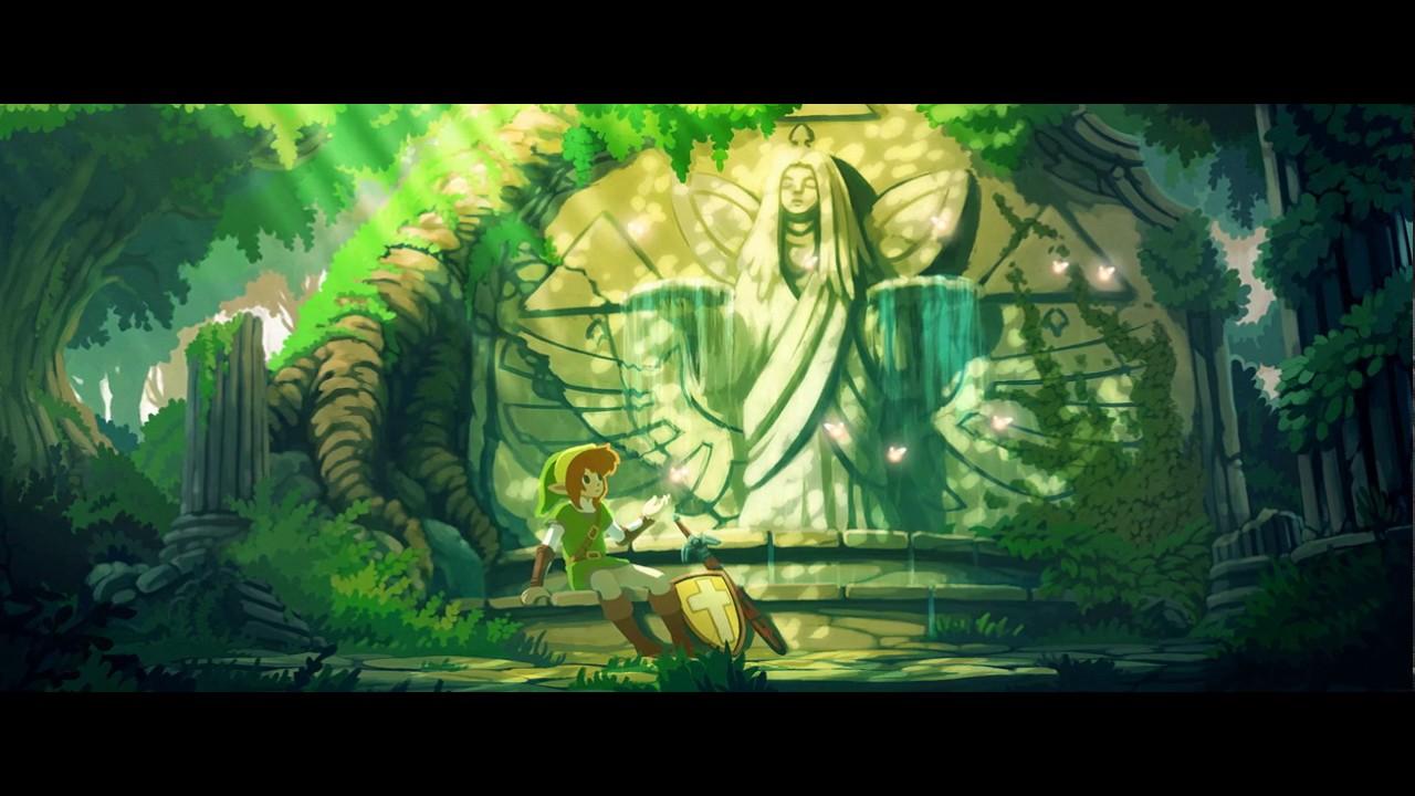 Zelda Animated Wallpaper Youtube