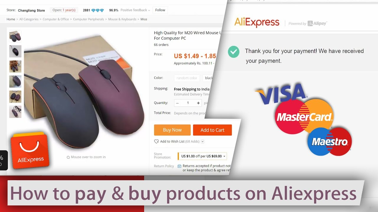 How to buy on Aliexpress How to make a purchase correctly and safely 54