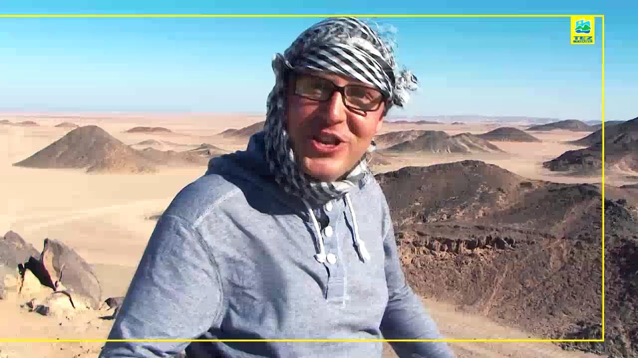 TEZ TOUR Египет Хургада Hurghada Desert Safari