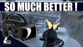 Valve Index - The best VR headset for Pavlov VR !