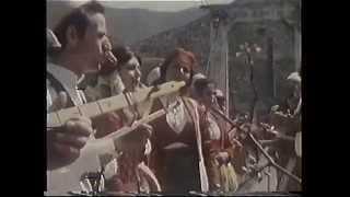 Bardhe Gega & Grupi I Mirdites 1983