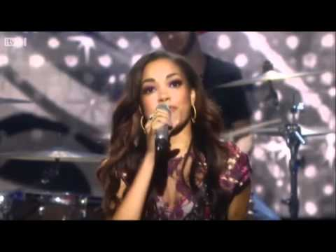 Dionne Bromfield ft Tinchy Stryder - performing Spinnin for 2012