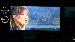 渡辺美里「君が代」 キリンカップサッカー2011 日本代表 vs チェコ代表...