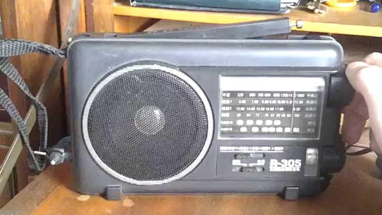 Tecsun PL-360 Preview Обзор радиоприемника из коробки - YouTube
