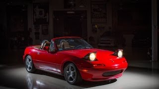 25 Years of Miata - Jay Leno