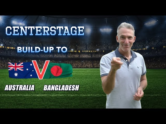 Australia-Bangladesh game can be a World Cup classic - Damien Fleming