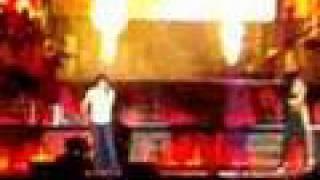 BURNING UP (BIG ROB RAPS) LIVE JONAS BROTHERS BURNIN UP TOUR