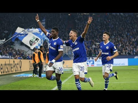 FC Schalke 04 - First Half 2018/19 ᴴᴰ