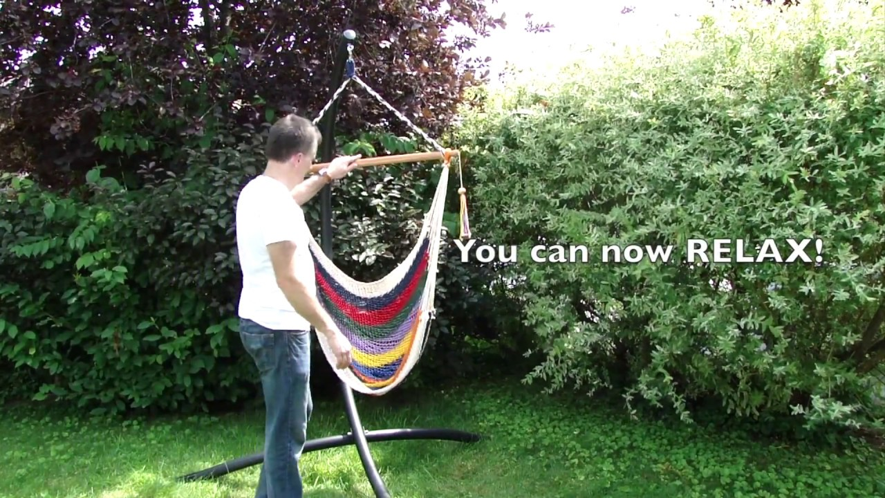 Universal Hammock Chair Stand By Universe Usa