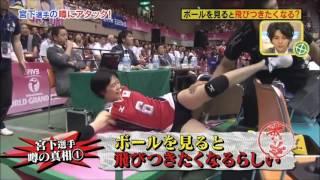 Japan's Amazing Setter: Haruka Miyashita 宮下遥