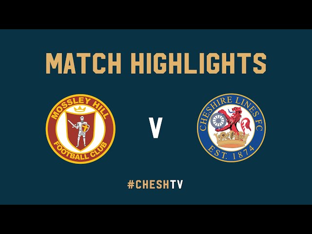 Mossley Hill FC 2-5 CLFC