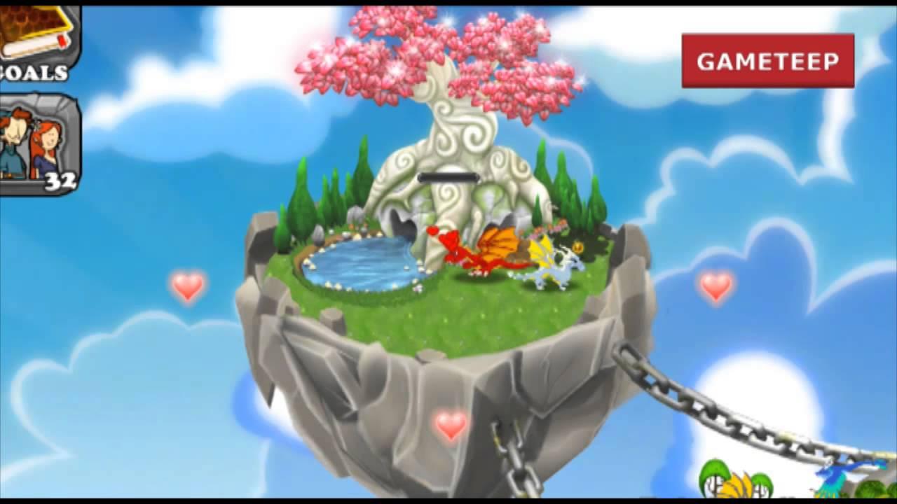 Dragonvale Spring Dragon Gameteep