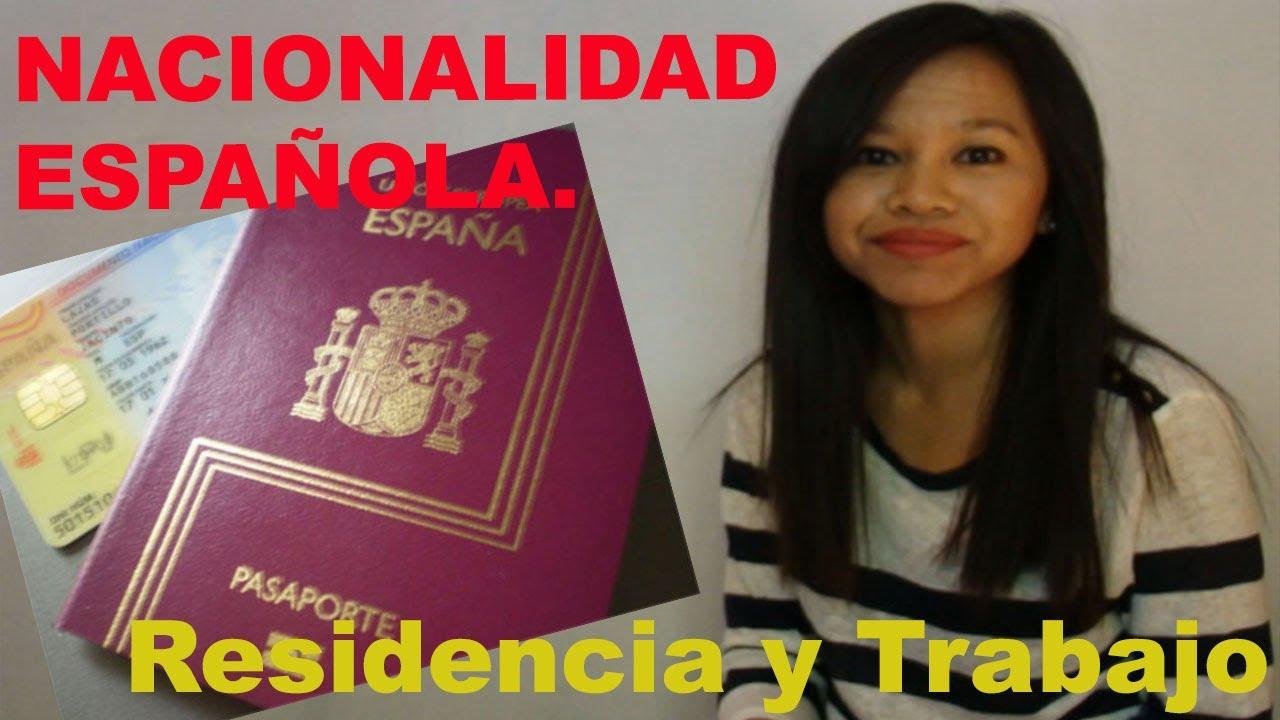 Nacionalidad espa ola residencia y trabajo en espa a for Trabajo de interna en barcelona