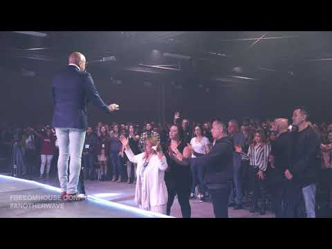 """Freedomhouse Conference """"Another Wave"""" Pastor Obed Martinez"""