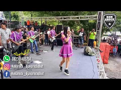 KEPENDEM CINTA - TATA ASHEVA - KEN AROCK Live Bukit Doho Indah Kediri
