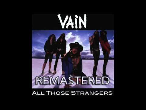 Vain  All Those Strangers REMASTERED 2016  Full Album