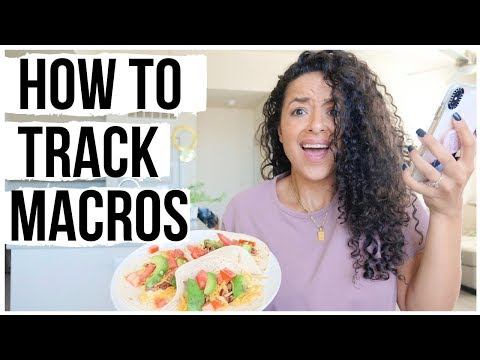IIFYM FULL DAY OF EATING || HOW TO TRACK MACROS ON MY FITNESS PAL