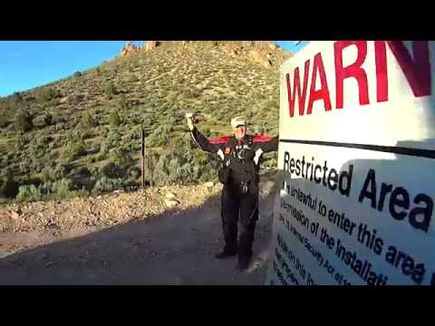 AREA 51-CAMO SNIPER REVEALED??-Secret HIDDEN Back Gate!!!