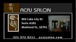 ACAJ Salon Maitland Orlando Florida 32751