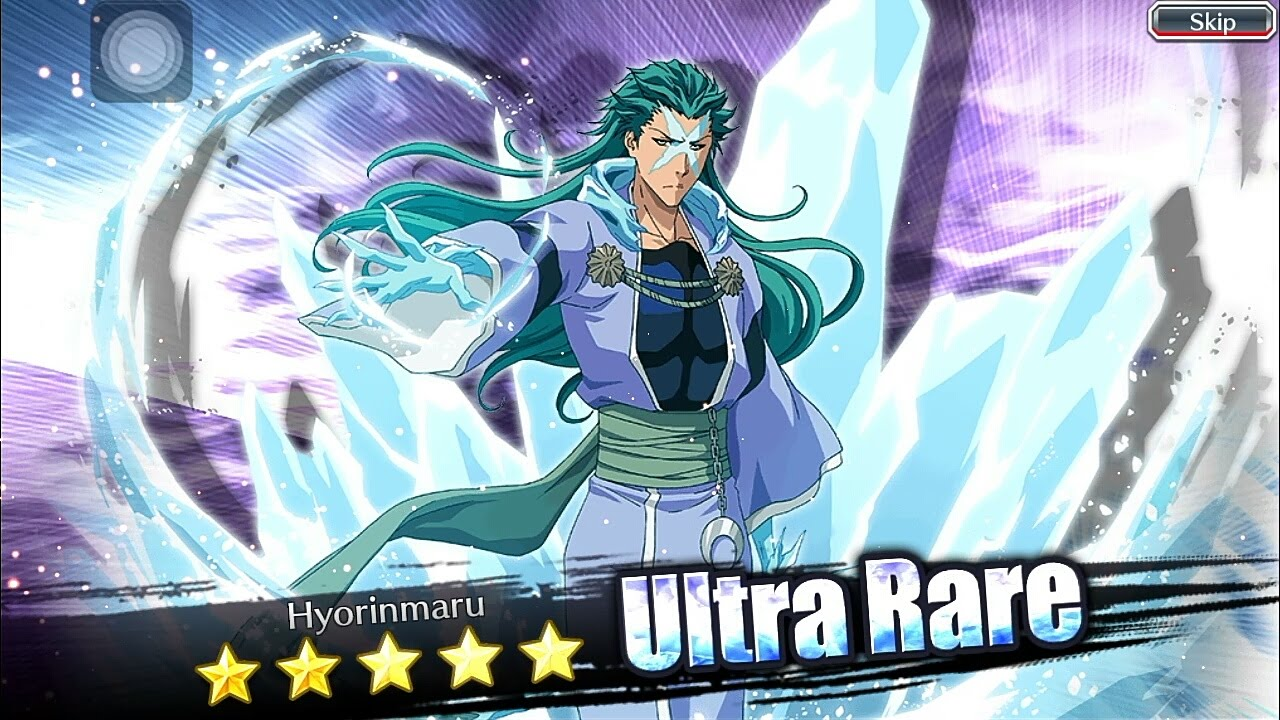 Another Try At Slark Ultra Rare: BLEACH Brave Souls : Conflict Zanpakuto The Alternate Tale