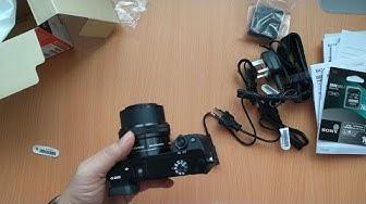 Trên Tay Sony A6000L và lens 16-50mm f/3.5-5.6 Oss E